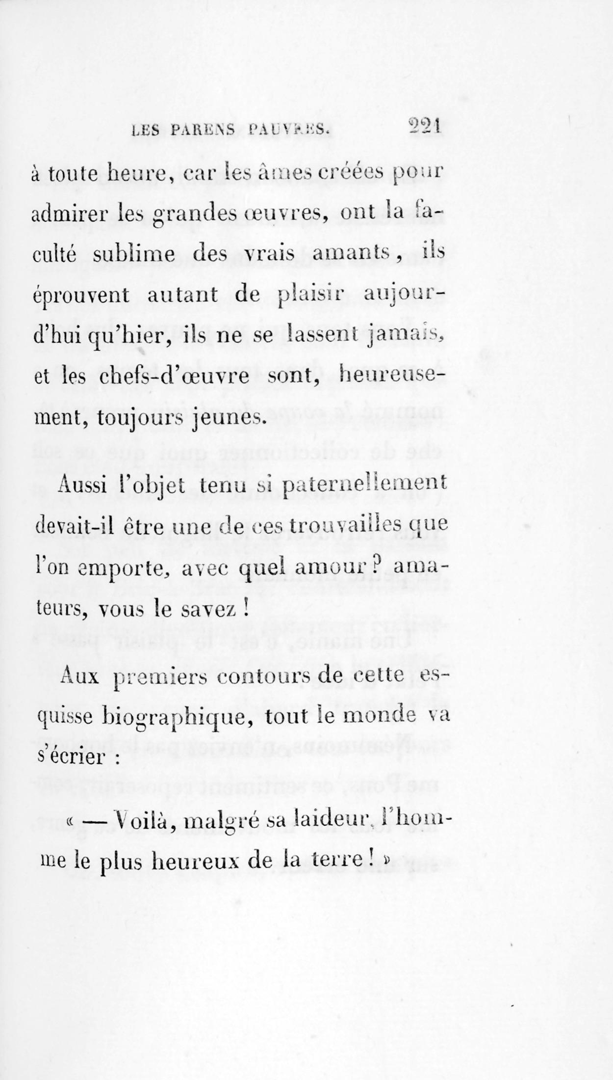 """24a5d8f055dff Comparaison des versions Pétion (1847) et Siècle (1847) de """"Le ..."""