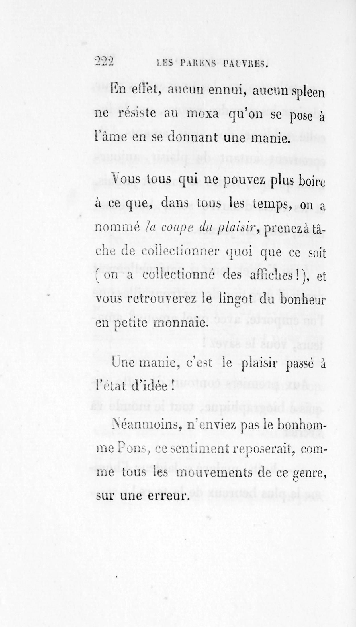 commercialisable info pour prix bas Le Cousin Pons :: Phoebus